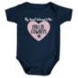 Dallas Cowboys Infant Heart Belongs To The Cowboys Bodysuit