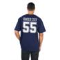 Dallas Cowboys Mens Leighton Vander Esch #55 Authentic Name & Number Tee