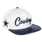 Dallas Cowboys Pro Standard Dropshadow Script Cap