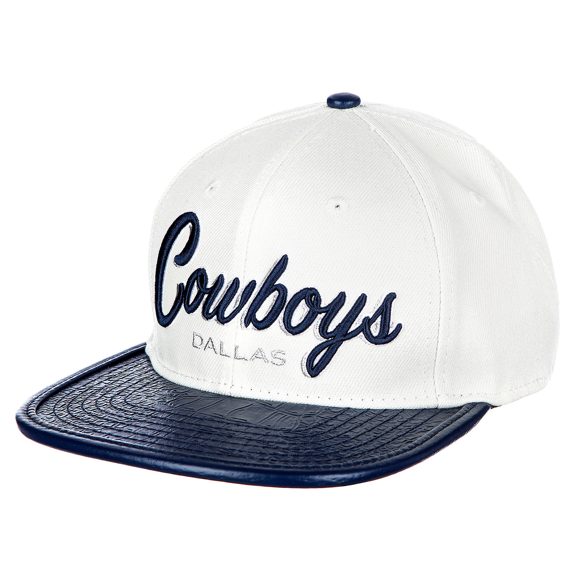 Dallas Cowboys Pro Standard Dropshadow Script Cap