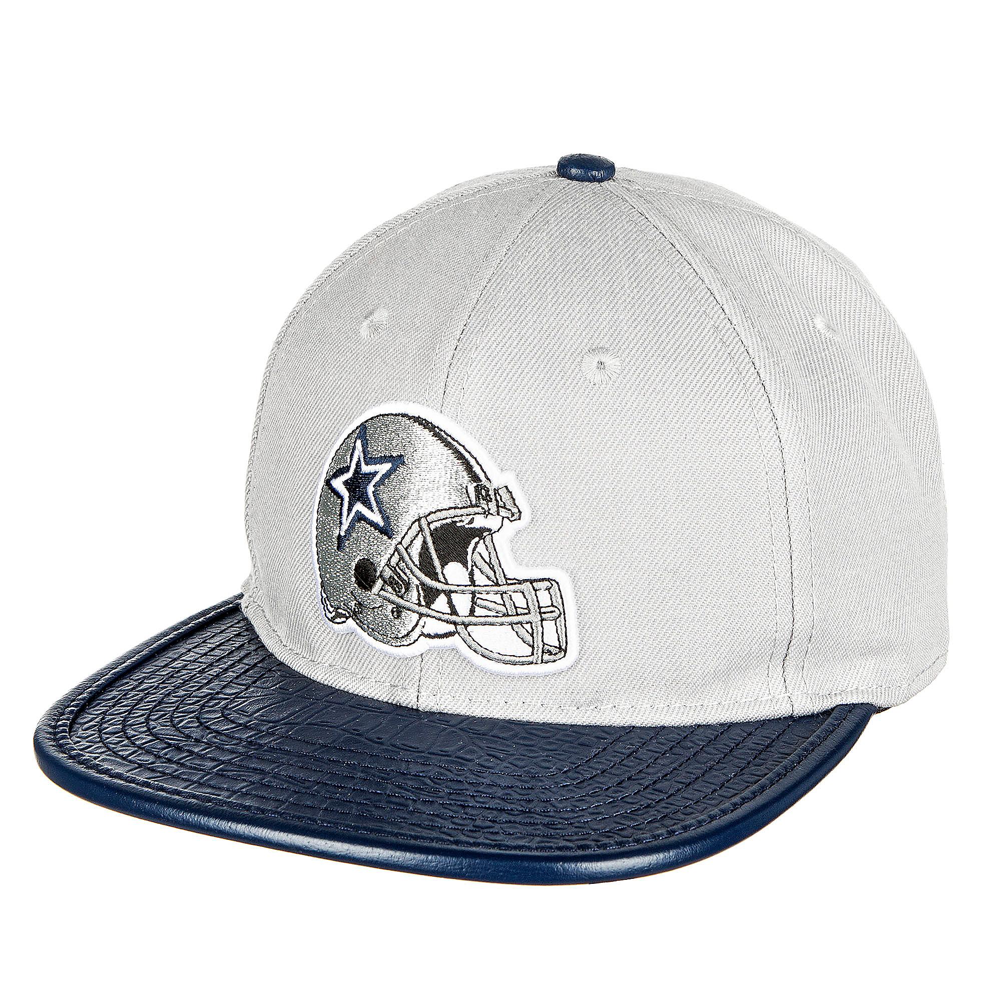 Dallas Cowboys Pro Standard Helmet Logo Cap