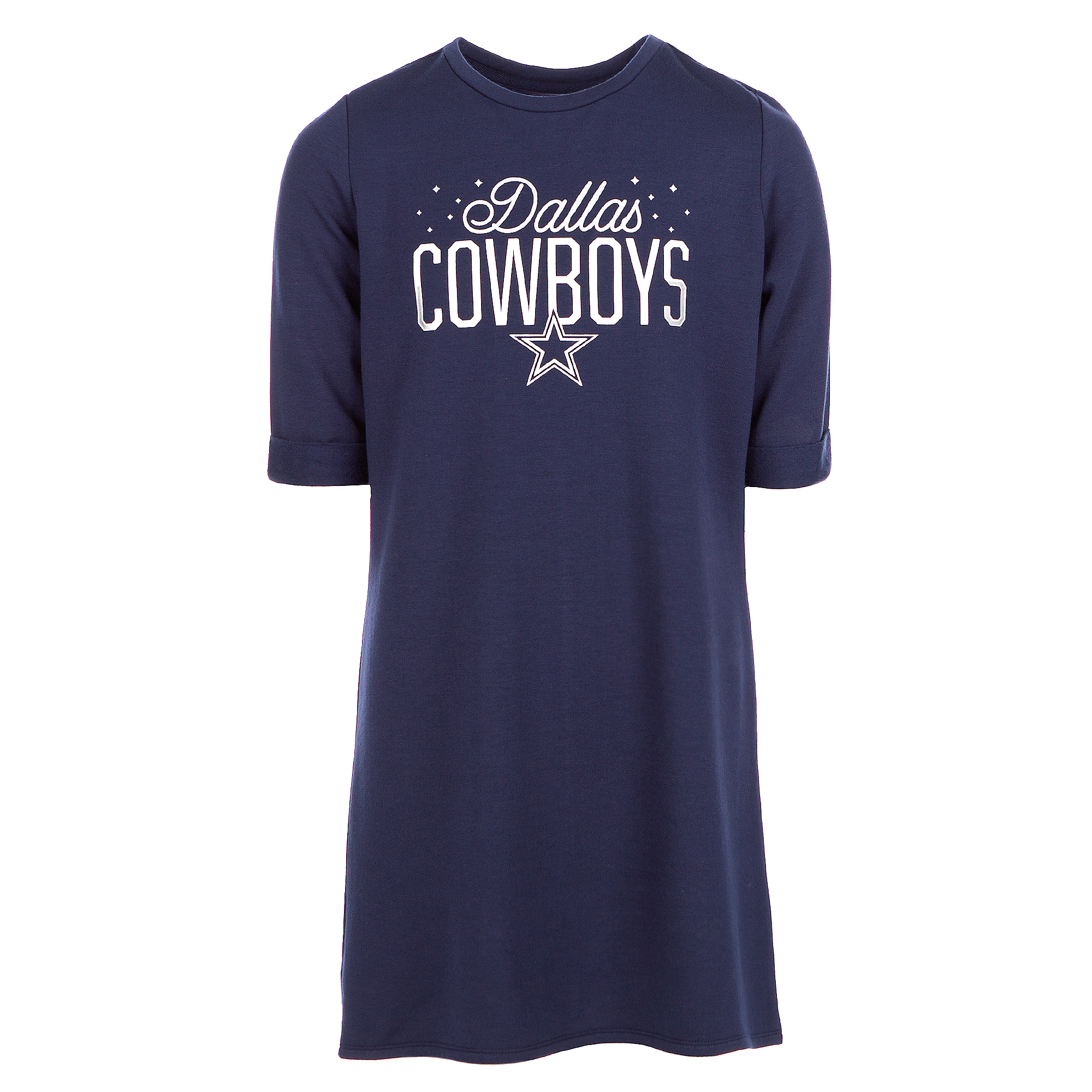Dallas Cowboys Girls Laurey Dress