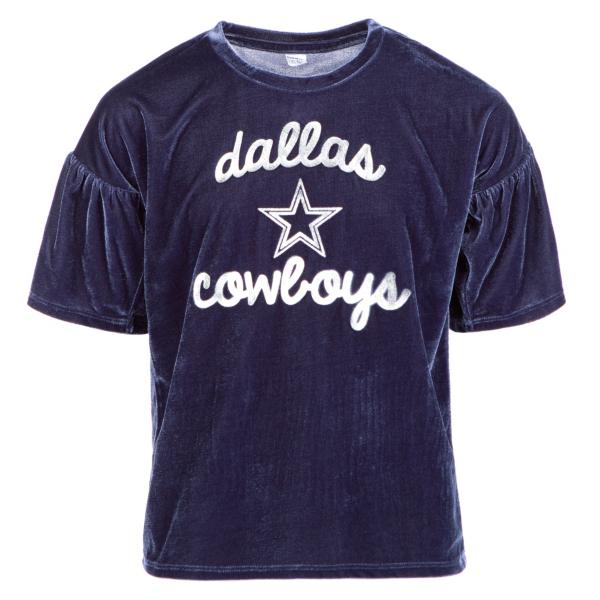 Dallas Cowboys Girls Valerie Tee
