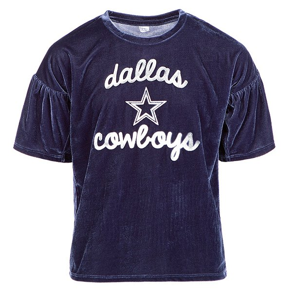 Dallas Cowboys Girls Valerie T-Shirt