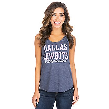 Dallas Cowboys Cheerleaders Kelli Tank