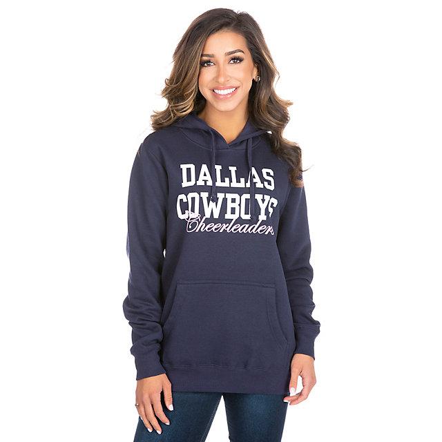 Dallas Cowboys Cheerleaders Kelli Hoodie