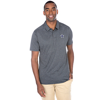 Dallas Cowboys Nike Dry Control Stripe Polo