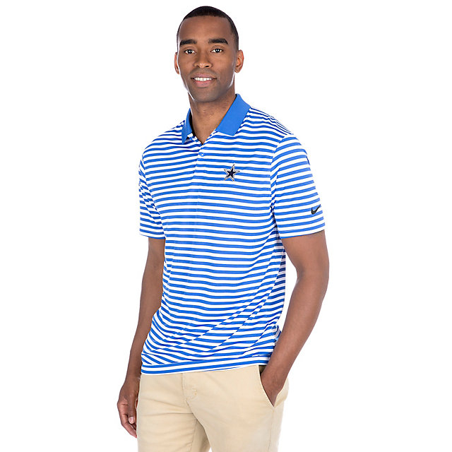 Dallas Cowboys Nike Dry Victory Golf Polo