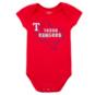 Texas Rangers Infant Big Time Fan 3-Piece Set