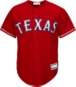 Texas Rangers Majestic Youth Rougned Odor #12 Cool Base Replica Jersey