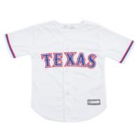 Texas Rangers Toddler Home Replica Jersey