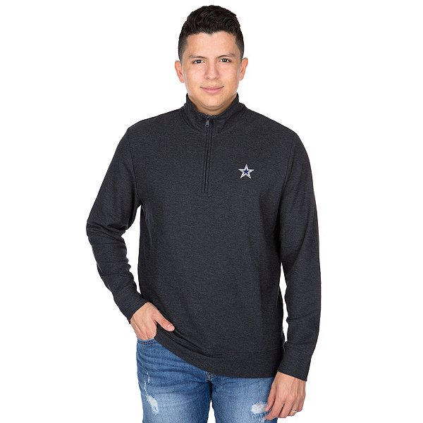 Dallas Cowboys Vineyard Vines Saltwater Quarter-Zip Pullover