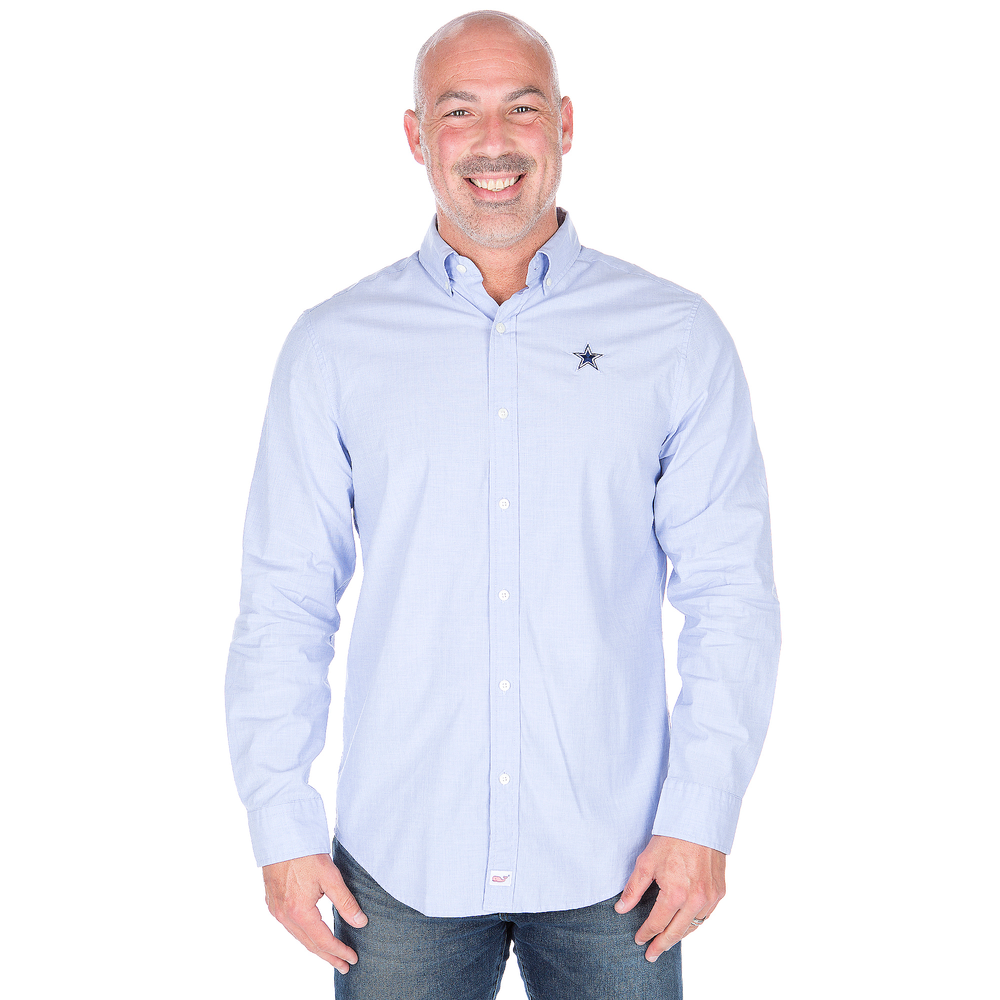 Dallas Cowboys Vineyard Vines Murray Button Down Shirt