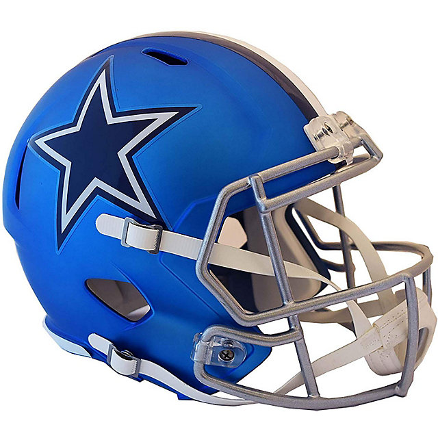 Dallas Cowboys Blaze Replica Full Size Helmet