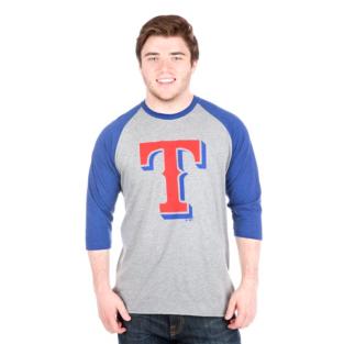 Texas Rangers 47 Raglan Slate Tee