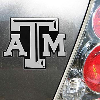 Texas A&M Aggies Premium Metal Car Emblem