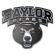 Baylor Bears Premium Metal Emblem