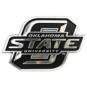 Oklahoma State Cowboys Chrome Auto Emblem