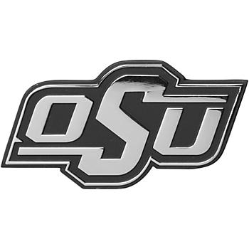 Oklahoma State Cowboys Premium Metal Auto Emblem