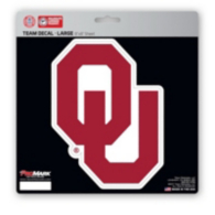 Oklahoma Sooners 8x8 Logo Decal
