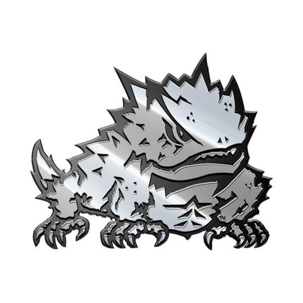 TCU Horned Frogs Premium Metal Emblem
