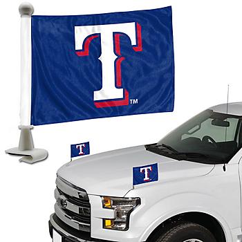 Texas Rangers Ambassador Flag