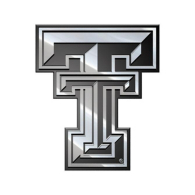 Texas Tech Red Raiders Premium Metal Emblem