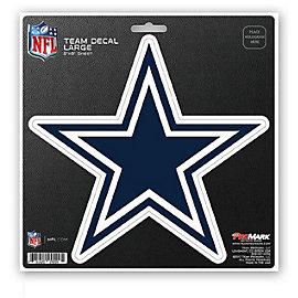 Dallas Cowboys 8x8 Logo Decal