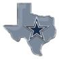 Dallas Cowboys State Shape Emblem
