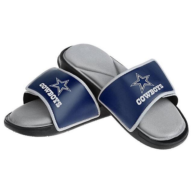 Dallas Cowboys Mens Foam Slides
