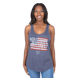 Dallas Cowboys Eleanor Tank