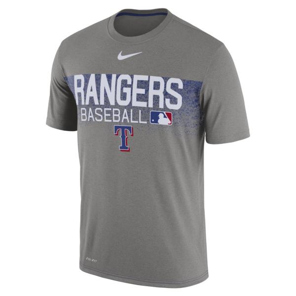 Texas Rangers Nike Legend Team Tee