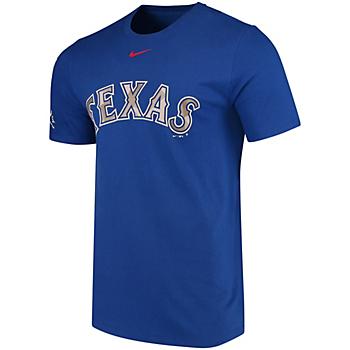 Texas Rangers Nike Memorial Day Tee