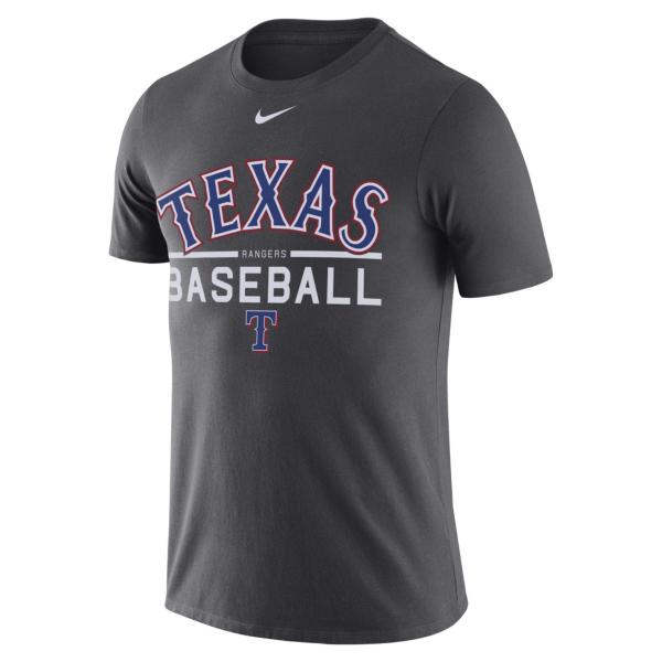 Texas Rangers Nike Practice Tee