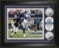 Dallas Cowboys Jason Witten 10,000 Yards Silver Coin Photo Mint