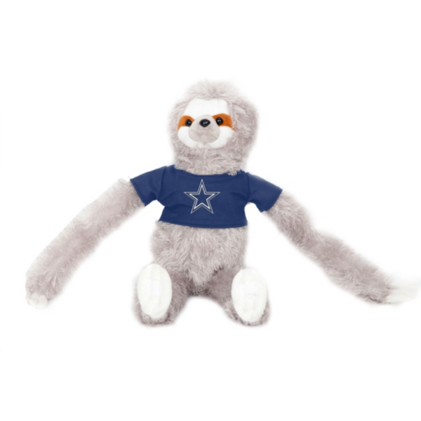 Dallas Cowboys Plush Shirt Sloth