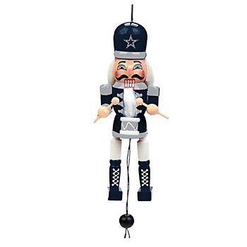 Dallas Cowboys Nutcracker Ornament