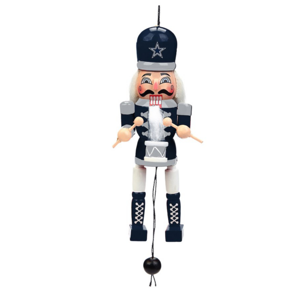 Dallas Cowboys Nutcracker Ornament