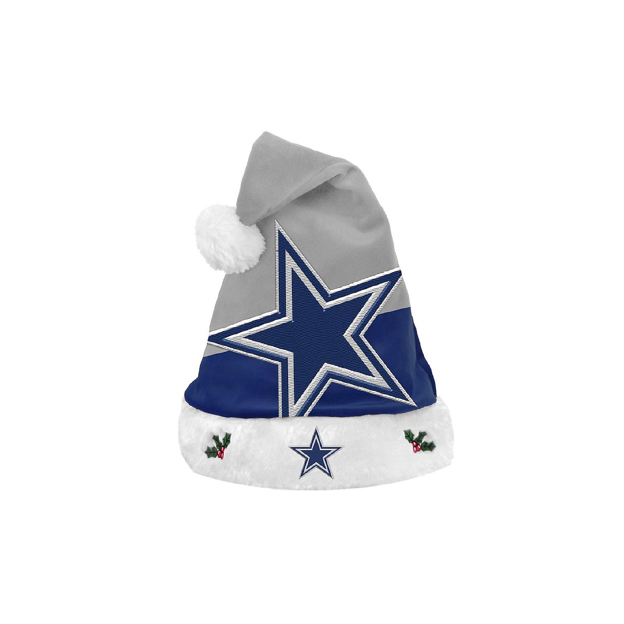 c61bd584732 Dallas Cowboys Santa Hat