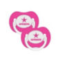 Dallas Cowboys 2-Pack Pink Pacifiers