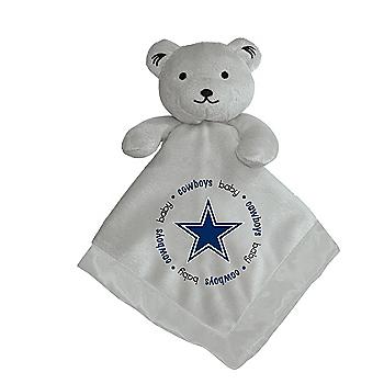 Dallas Cowboys Grey Security Bear Blanket