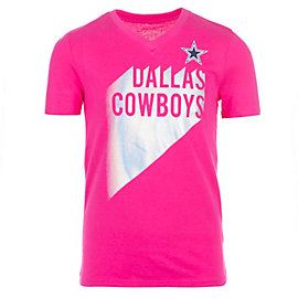 Dallas Cowboys Girls Gracie Tee