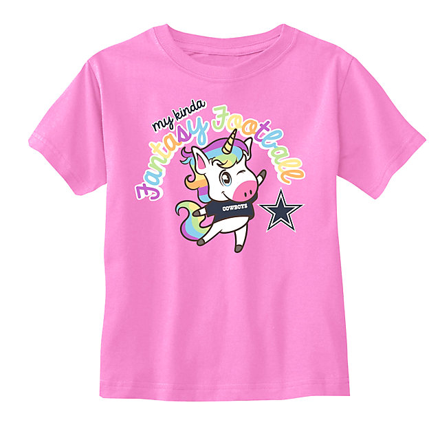 Dallas Cowboys Toddler Brynlee Tee