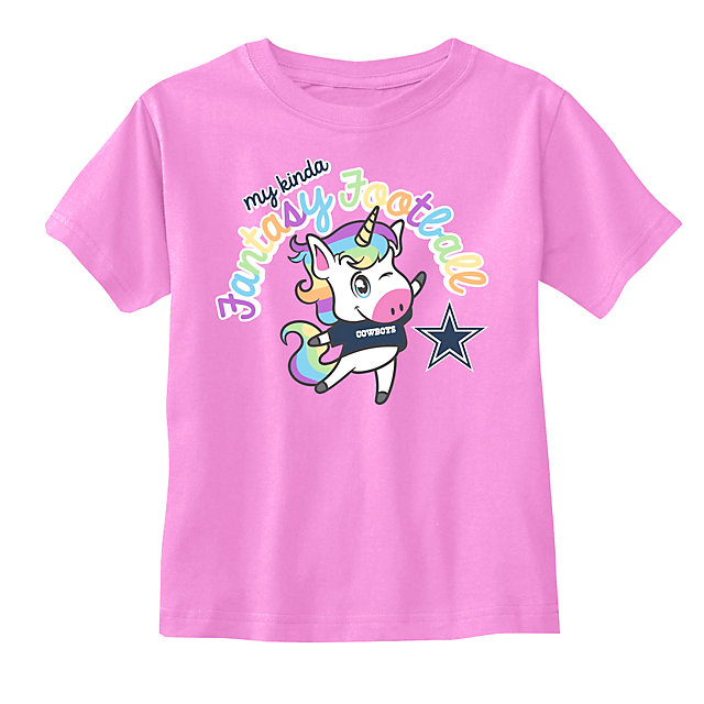 Dallas Cowboys Infant Brynlee Tee