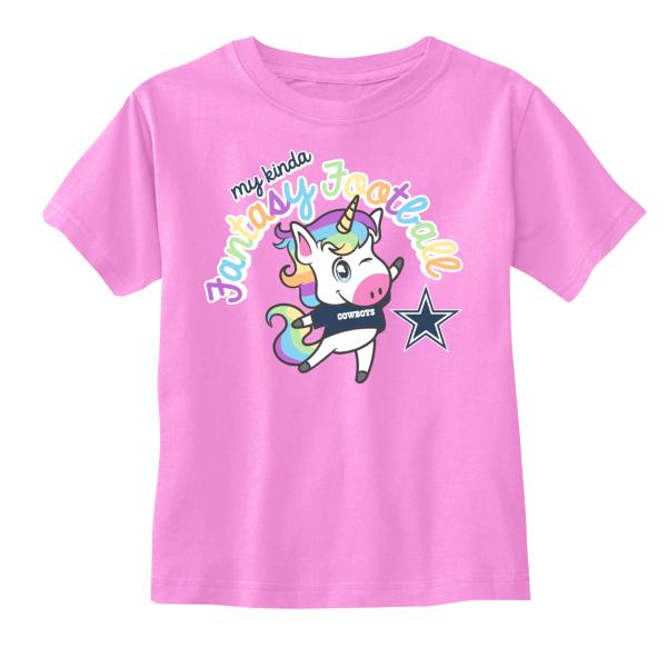 Dallas Cowboys Infant Brynlee Tee