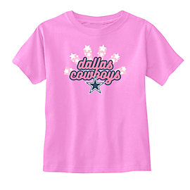 Dallas Cowboys Toddler Freya Tee