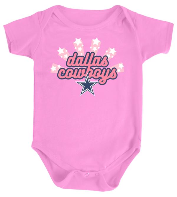 Dallas Cowboys Infant Freya Romper