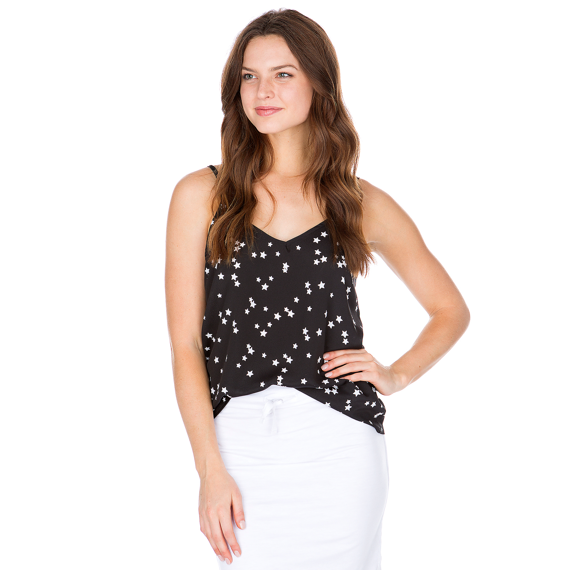 Studio By Together Star Print Camisole