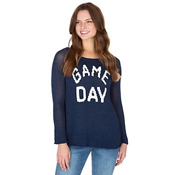 Studio Wooden Ships Gameday Sweater