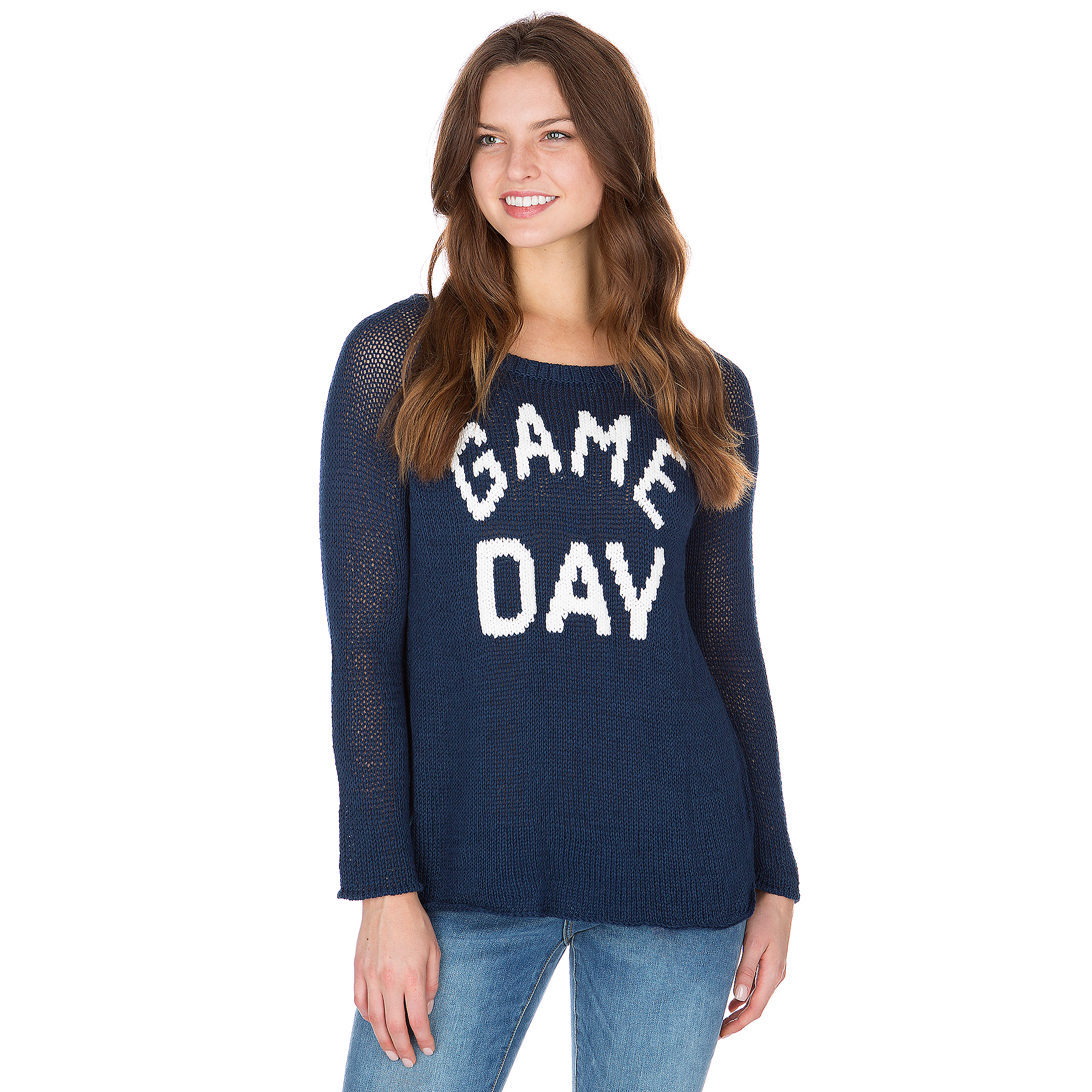 Studio Wooden Ships Gameday Sweater